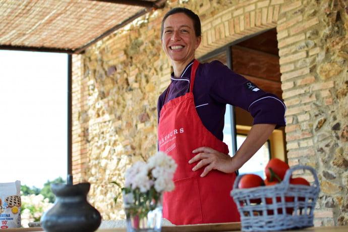 Photo of italian Chef in Tuscany