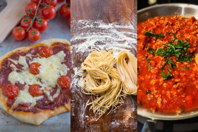 Pizza Pasta sauces
